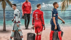 Trener Węgier zakpił z Niemców, Francuzów i Portugalczyków. ,,Widzimy się na plaży'' - miniaturka