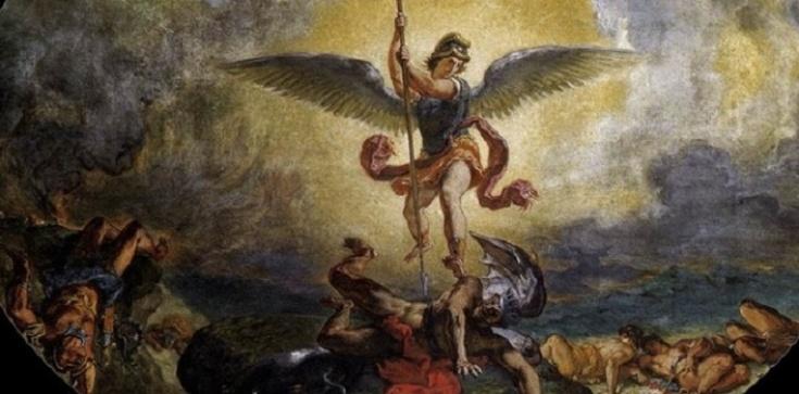 Święty Michał Archanioł - pierwszy egzorcysta - zdjęcie