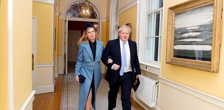 Tajny ślub brytyjskiego premiera. Kim jest kolejna żona Borisa Johnsona? - zdjęcie