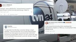 Fala hejtu na TVN24, bo… stacja transmitowała beatyfikację  - miniaturka