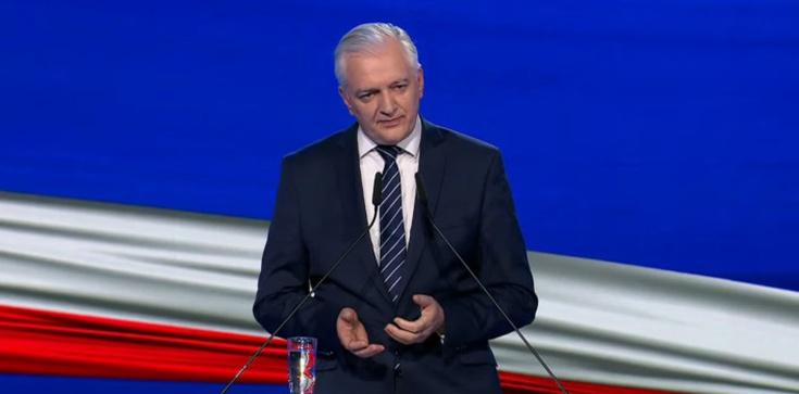 Jarosław Gowin: Rozkładamy czerwony dywan dla przedsiębiorców - zdjęcie