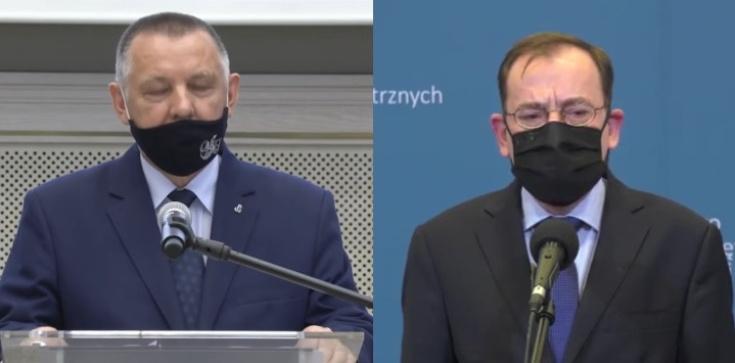 Nie Kaczyński, a Kamiński ,,rozdaje karty''? Szokujące słowa Banasia - zdjęcie