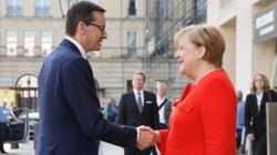 ,,Unia musi powrócić do siebie''. Merkel wzywa UE do kompromisu z Polską - miniaturka
