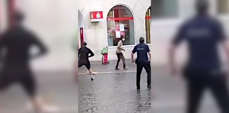 Nożownik zaatakował w Niemczech. Są zabici i ranni - zdjęcie
