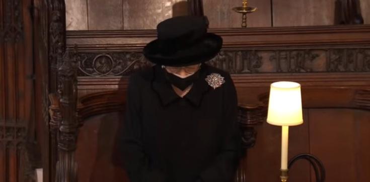 Pogrzeb w rygorze sanitarnym. Brytyjczycy pożegnali księcia Filipa - zdjęcie