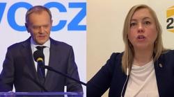 Gill-Piątek: Tusk oferuje tylko wojnę polsko-polską  - miniaturka