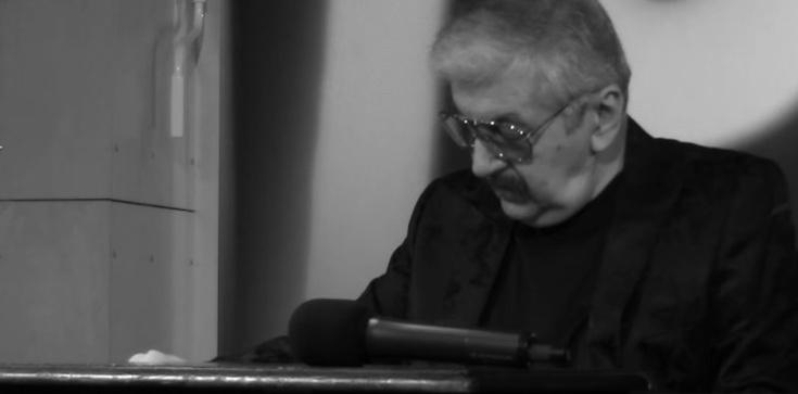 Odszedł Wojciech Karolak. Miał 82 lata - zdjęcie