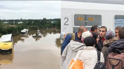 Powodzie w Niemczech. Mieszkańcy: Gdzie są uchodźcy? - miniaturka