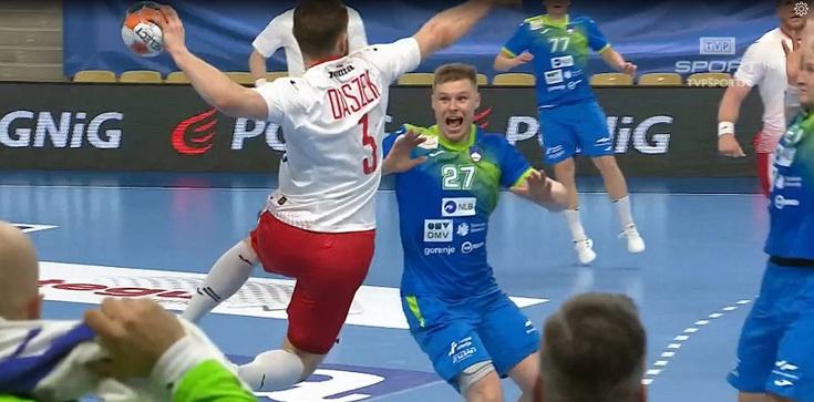 [Wideo] Polska – Słowenia – nerwy do ostatniej sekundy - dosłownie! Awans do ME 2022 nadal w zasięgu - zdjęcie