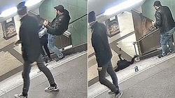 Atak migranta na kobietę w niemieckim metrze - miniaturka