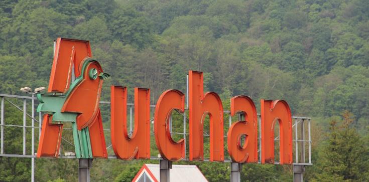 Auchan: 500plus - autodonos, albo za bramę!!! - zdjęcie