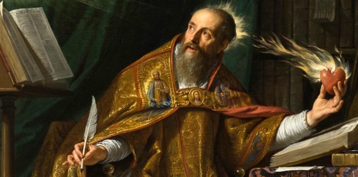 Dlaczego św. Augustyn NIGDY się nie spowiadał? - zdjęcie