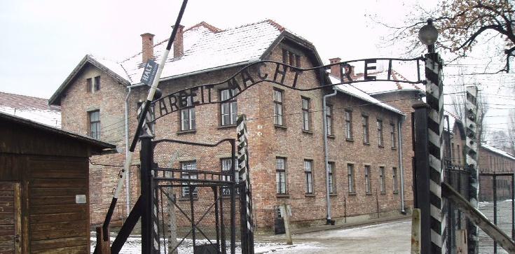 A pod choinką leżały trupy. Wigilia w Auschwitz - zdjęcie