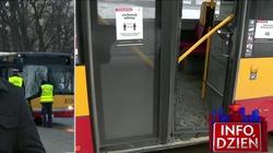 Warszawa. Kolejny wypadek autobusu miejskiego - miniaturka