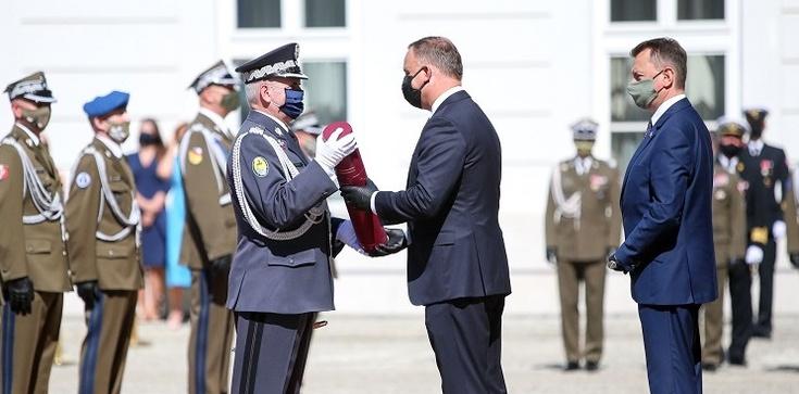 Awanse generalskie z okazji Święta Wojska Polskiego - zdjęcie