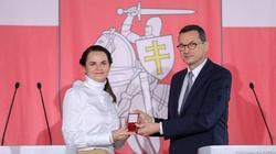 Premier: Przekazujemy Białorusinom naszą tradycję walki o wolność  - miniaturka