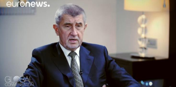 Poważne kłopoty premiera Czech! Policja oskarża go o gigantyczny przekręt - zdjęcie