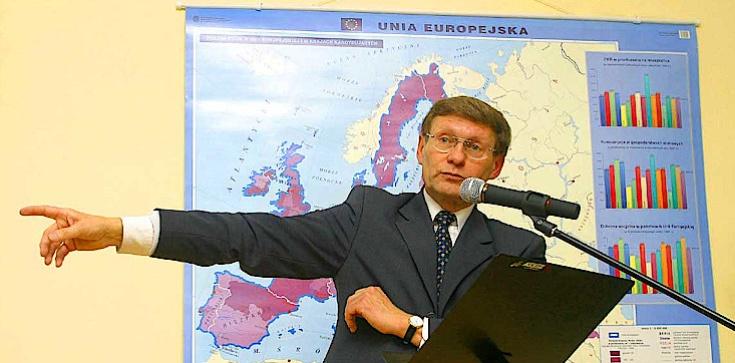 Seans nienawiści Balcerowicza. 'Zaraza' i 'przyjaciele Putina' - zdjęcie