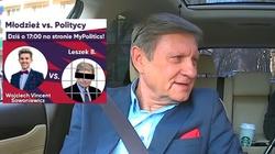 A tak Młoda Lewica urządziła Balcerowicza, który przyjął zaproszenie na debatę: ,,Leszek B., Mengele''. I to nie wszystko.... - miniaturka