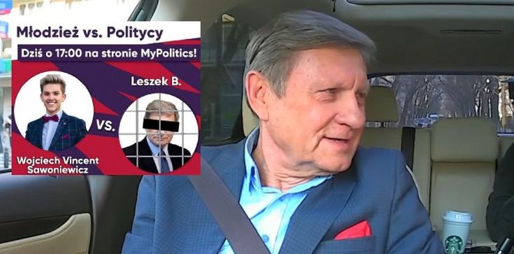 A tak Młoda Lewica urządziła Balcerowicza, który przyjął zaproszenie na debatę: ,,Leszek B., Mengele''. I to nie wszystko.... - zdjęcie