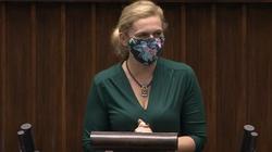 Ogólnopolski ,,Strajk Kobiet'' w Warszawie frekwencyjną klapą. Nowacka zażenowana tłumaczy porażkę - miniaturka