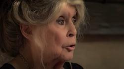 Brigitte Bardot o rządzie Francji: Rządzą tchórze! Francję najechała banda obcych łajdaków - miniaturka