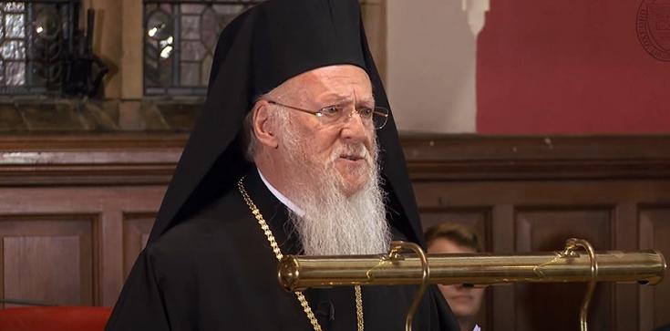 Bartłomiej I: chrześcijanie Turcji chcą jedynie móc praktykować swą wiarę - zdjęcie