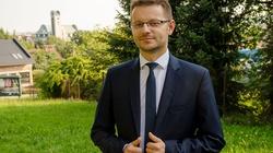 Wadowice są miastem papieskim i to powód do dumy –mówi Bartosz Kaliński, kandydat na burmistrza Wadowic - miniaturka