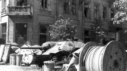 Powstaniec Warszawski: Naszą barykadę chwalili nawet Niemcy - miniaturka