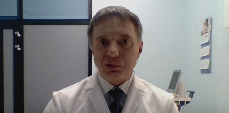 Twitter cenzuruje dr. Basiukiewicza. Uzasadnienie co najmniej szokuje - zdjęcie
