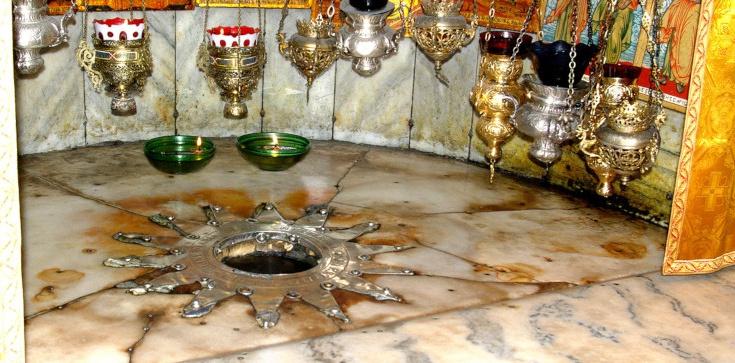 Koronawirus. Zamknięto Bazylikę Narodzenia Pańskiego w Betlejem - zdjęcie