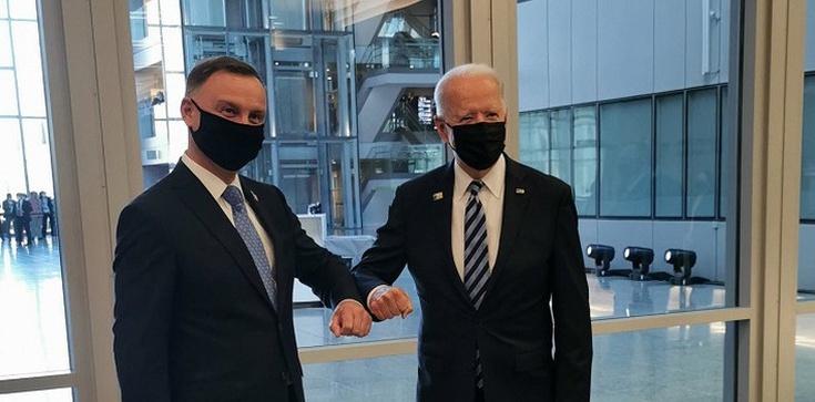 Biden o zaproszeniu dla Andrzeja Dudy: Jeszcze tego nie zrobiłem  - zdjęcie