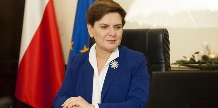 No proszę! Beata Szydło chce zmniejszenia podwyżki dla Premiera - zdjęcie