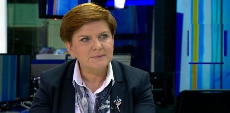Beata Szydło na Premiera!!! - zdjęcie