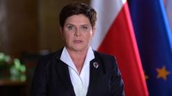 """Beata Szydło do von der Leyen: """"Polacy sami potrafią się bronić"""" - miniaturka"""