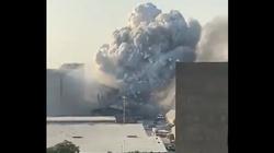 Już sto ofiar eksplozji w Bejrucie. Było ją słychać na Cyprze, Trump mówi o ,,ataku'' - miniaturka
