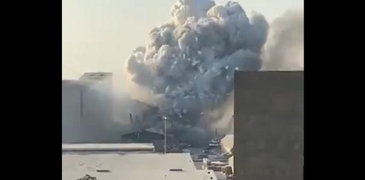 Już sto ofiar eksplozji w Bejrucie. Było ją słychać na Cyprze, Trump mówi o ,,ataku'' - zdjęcie