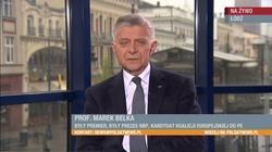 Zaostrzenie kar dla pedofilów? Marek Belka: To próba zatuszowania współuczestnictwa PiS - miniaturka