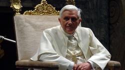 8 lat od abdykacji papieża. Benedykt XVI: Moje sumienie jest czyste  - miniaturka