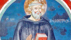 Św. Benedykt - patron chrześcijańskiej Europy - miniaturka