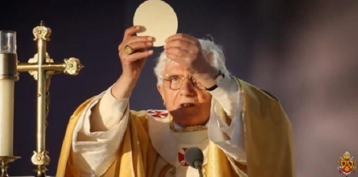 Benedykt XVI: Kościół musi się wciąż nawracać - zdjęcie