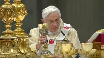 Jutro Wielkanoc, a Benedykt XVI skończy 90 lat