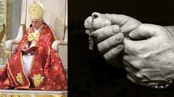 Benedykt XVI: Módlmy się różańcem i naśladujmy Jezusa - miniaturka