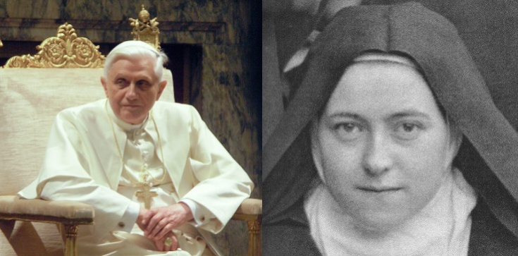 Św. Teresa z Lisieux: Żadne uczynki nie są w stanie wyjednać nam zbawienia przed Bogiem - zdjęcie