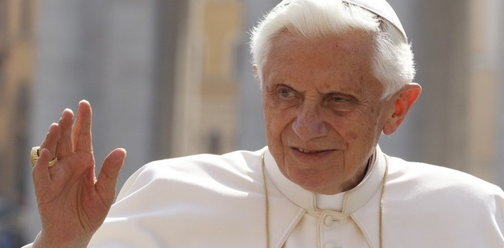 Papież Benedykt XVI dziękuje za życzenia! - zdjęcie