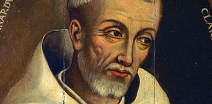 Święty Bernard obnaża marność kultu rozumu! - zdjęcie