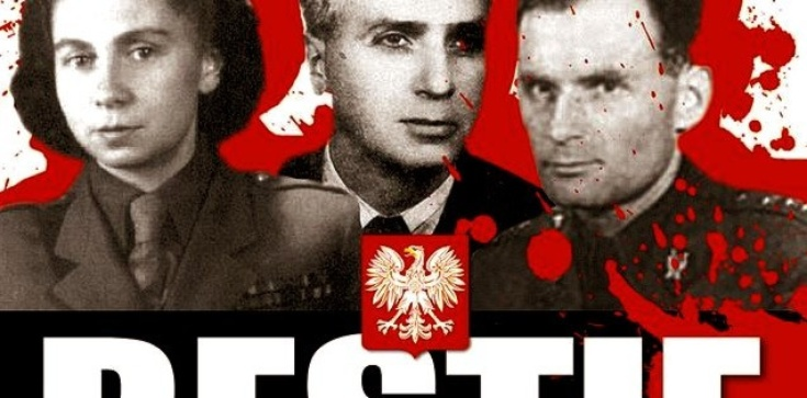 Mordowali polskich patriotów. Żydzi w UB i komunistycznych sądach - zdjęcie