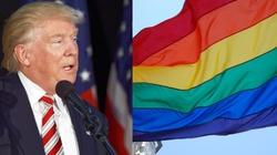 Z ambony strzeleckiej Salwowskiego: Administracja Trumpa wspiera gejowską agendę - miniaturka