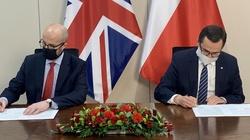 Ważne porozumienie Polski z Wlk. Brytanią ws. CPK - miniaturka