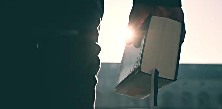 ,,Ewangelia konieczna jak tlen'' - zdjęcie
